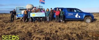 Clean-ups and environmental protection in Iceland